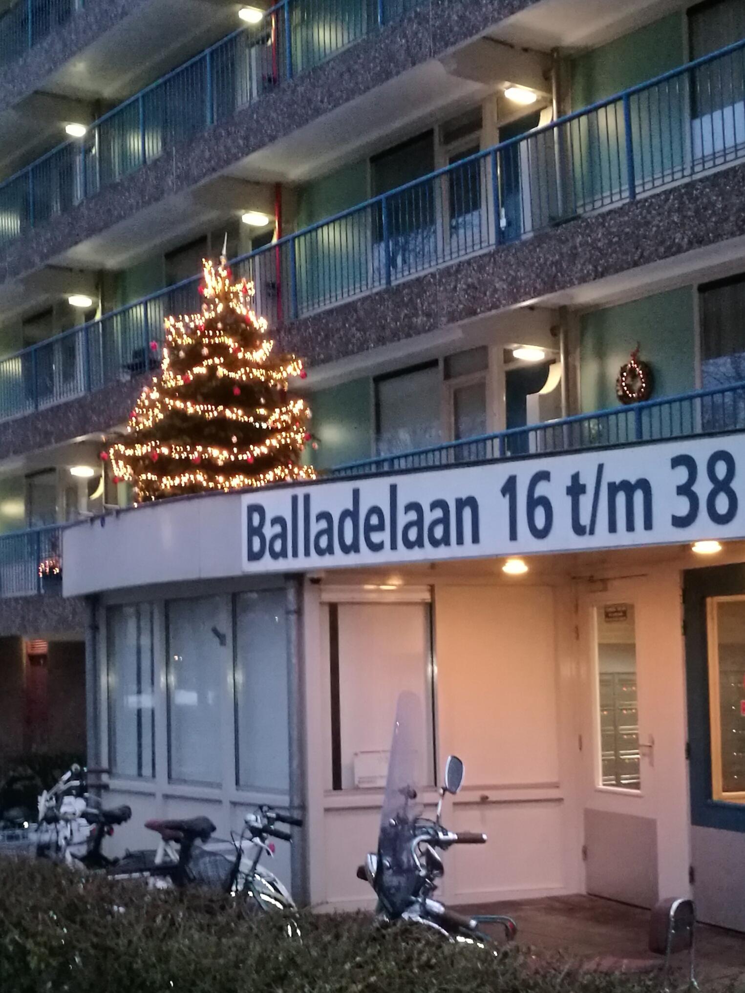 Kerst bij de Blauwe Ballade